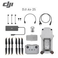 DJI Mavic Air 2S Fly Combo RC Drone mit 1-zoll CMOS Sensor Große 2.4μm Pixel 20MP Kamera 12km 5,4 K 60fps HD Video Auf Lager
