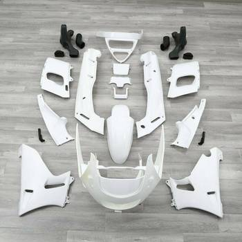 Motorcycle INJECTION Unpainted Fairing Bodywork Kit For Kawasaki ZZR400 1993-2007 ZZR600 1998-2003