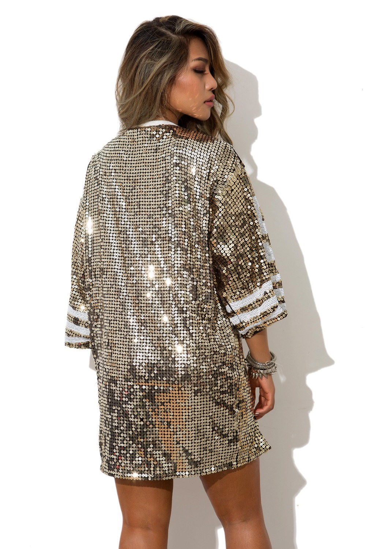11 Glistening  Dress