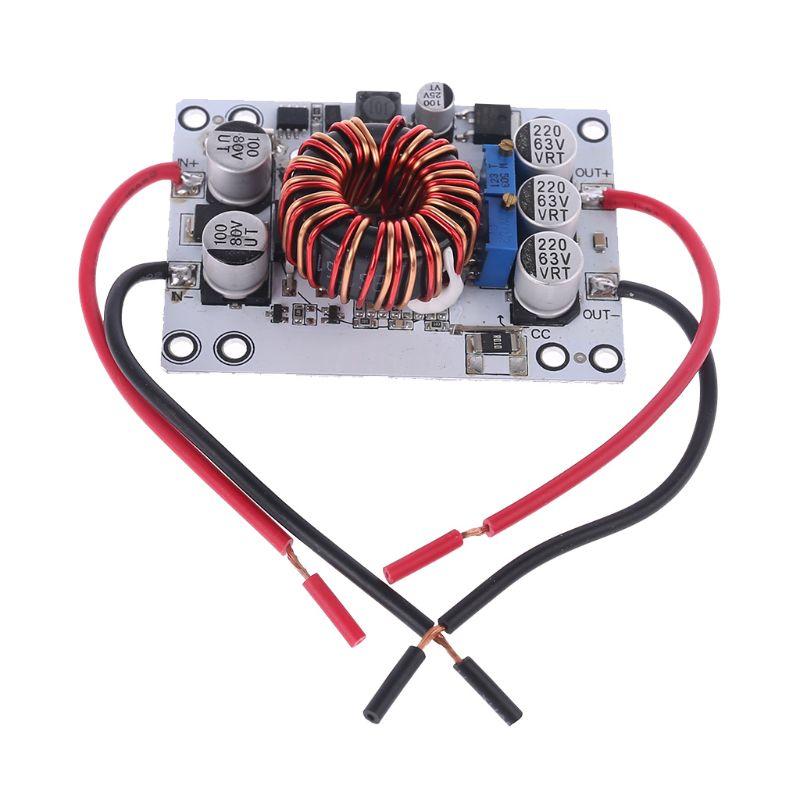 180W DC-DC Adjustable Boost Converter CC/CV Constant Current Step Up Power Module