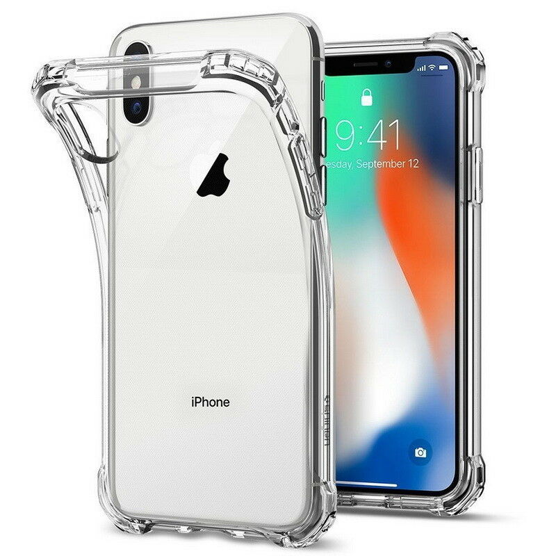 Image 4 - Rsionch Soft TPU Case for iPhone 11 Pro Max 11 Pro Transparent Silica Phone Case on iPhone 11 Pro 6s 7 8 Plus 5 Clean Back Cover-in Fitted Cases from Cellphones & Telecommunications