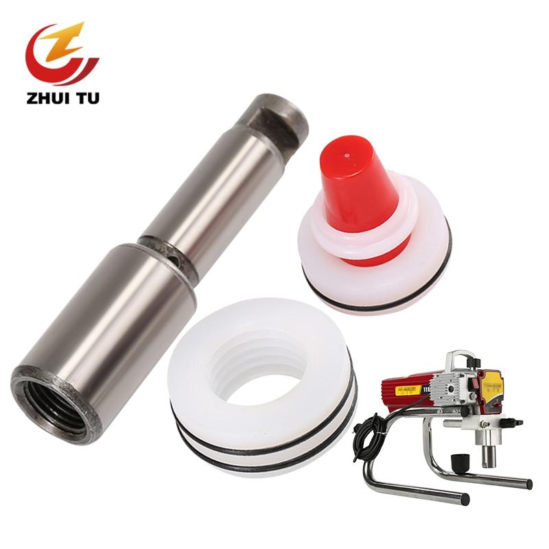 ZHUITU Airless Spraying Machine Pump Sealing Ring Plunger Rod Airless Paint Sprayer Seal Gasket For Titan 440 450 Wagner 320 321