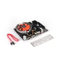 G41 Để Bàn Bo Mạch Chủ LGA775 Quad-Core E5430 Combo Bộ 2.66G CPU + 4G + Tặng Quạt máy Tính Sửa Đổi Tiếp Liệu