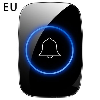 Wireless Doorbell NO battery Waterproof EU and US Plug led light 300m long range smart 433mhz Stong and durable