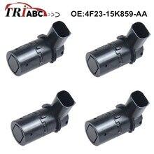 цена на 4F23-15K859-AA PDC Parking 4 Sensors For Ford E150 E250 E350 USA Explorer U251 F-150 Parking Assistance Distance Control sensor
