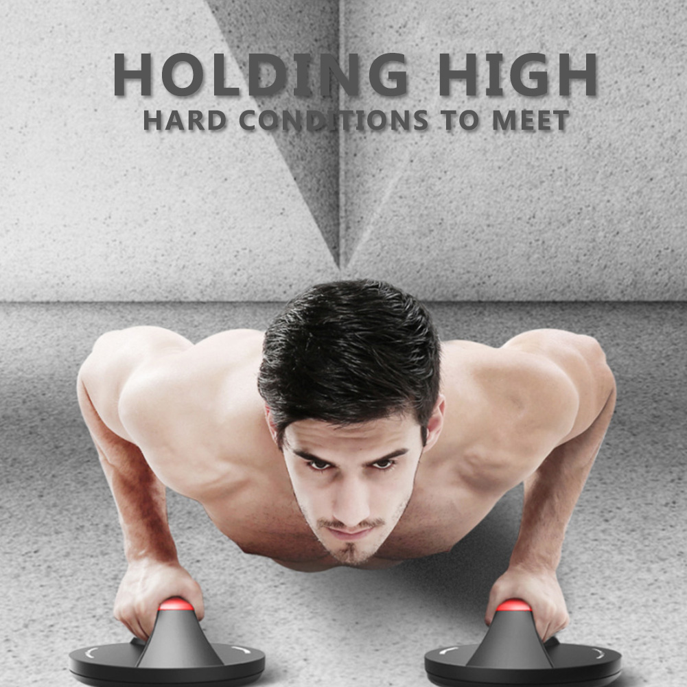 Push Up Rack Board System Comprehensive Fitness Exercise Workout Pushup Stands Complete Training Gym Exercise Men