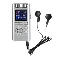 Pen Microphone-Speaker Voice-Recorder Mp3-Player Screen Digital Portable USB 8GB