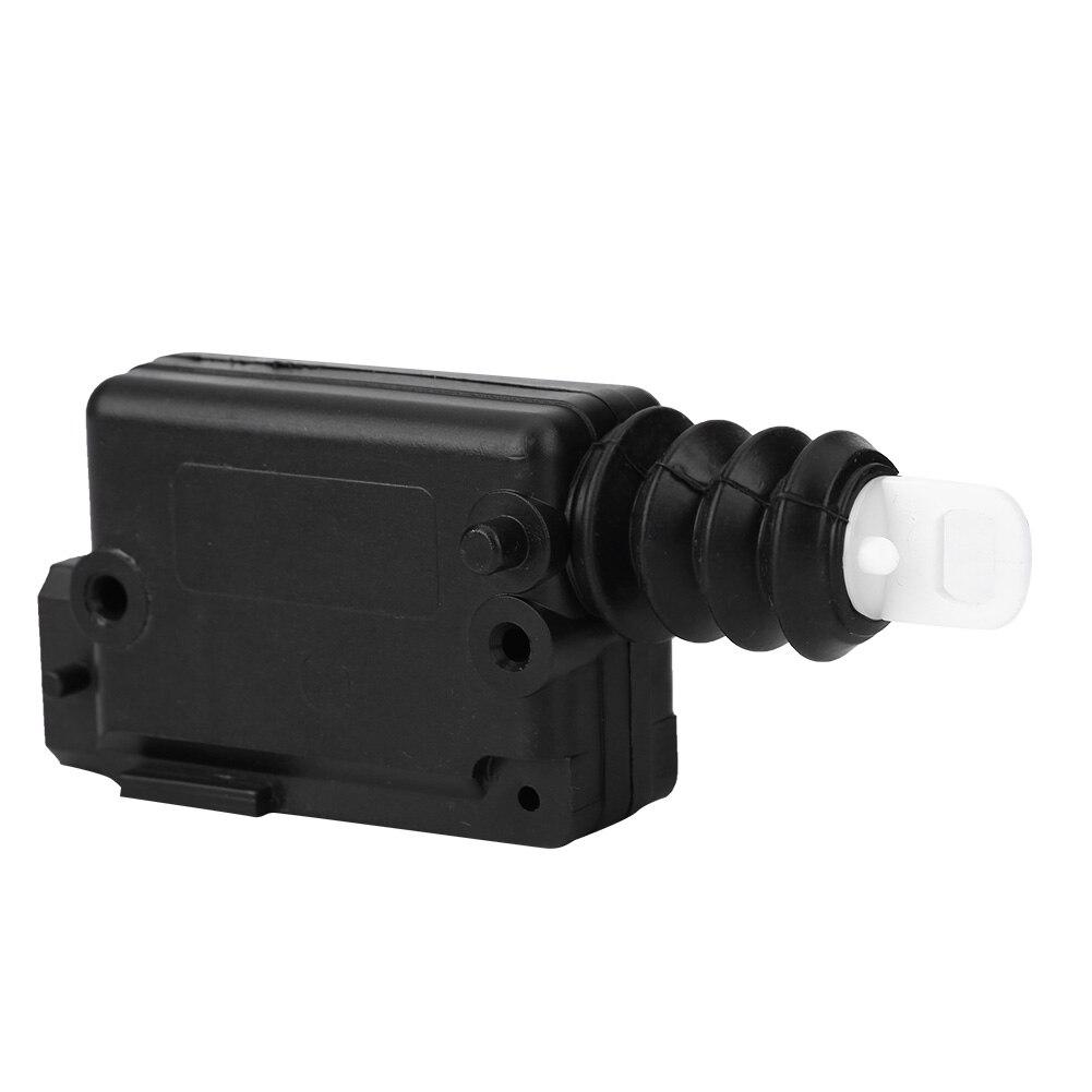 Black Plastic 2 Pin Central Locking Motor Door Lock Actuator 7702127213 For Renault Megane Scenic Clio 1997-2003 Actuator