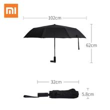 Xiaomi Mi Mijia WD1 Automatic Rainy umbrella Sunny Rainy Summer Aluminum Windproof Waterproof UV Parasol Man Woman Sunshade