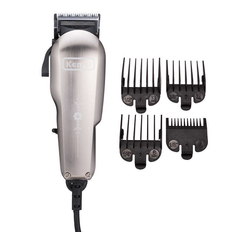 12W big power hair clipper professional hair trimmer hair cutting machine for barber hair shaver beard cutter