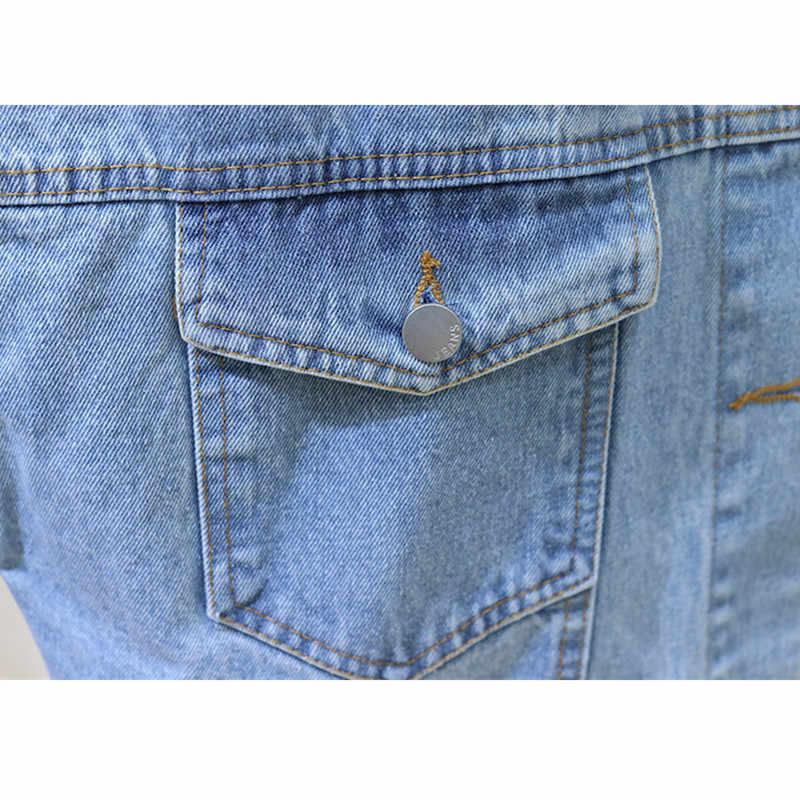 Korean Fashion Pailletten Diamant Quaste Denim Frauen Chaqueta Mujer Grund Mantel 2020 Frühling Lose Bomber Jeans Jacke Weibliche