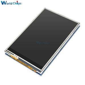 """Image 5 - 3.5 """"3.5 pouces 480x320 TFT LCD écran tactile Module ILI9486 écran LCD pour Arduino UNO MEGA2560 carte avec/sans écran tactile"""