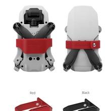 Силикагель кронштейн лезвия пропеллеры фиксатор защита держатель-застёжка для DJI Mavic Mini Drone комплектующие винта