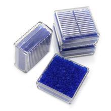 Новые поглотители влаги силикагель блок осушителя многоразовые влажной влаги Абсорбирующая коробка изменение цвета