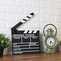 Деревянная хлопушка для режиссера кино сцена хлопушка для ТВ Видео Хлопушка доска для съемки реквизит для фотографирования подвесные укра...