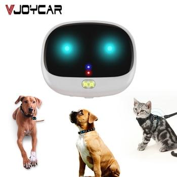 Best Mini Cat GPS Tracker V47 Dog GPS Pet GSM Tracking Device Waterproof IP67 SOS Voice Monitor Two-way Talk Free APP 1
