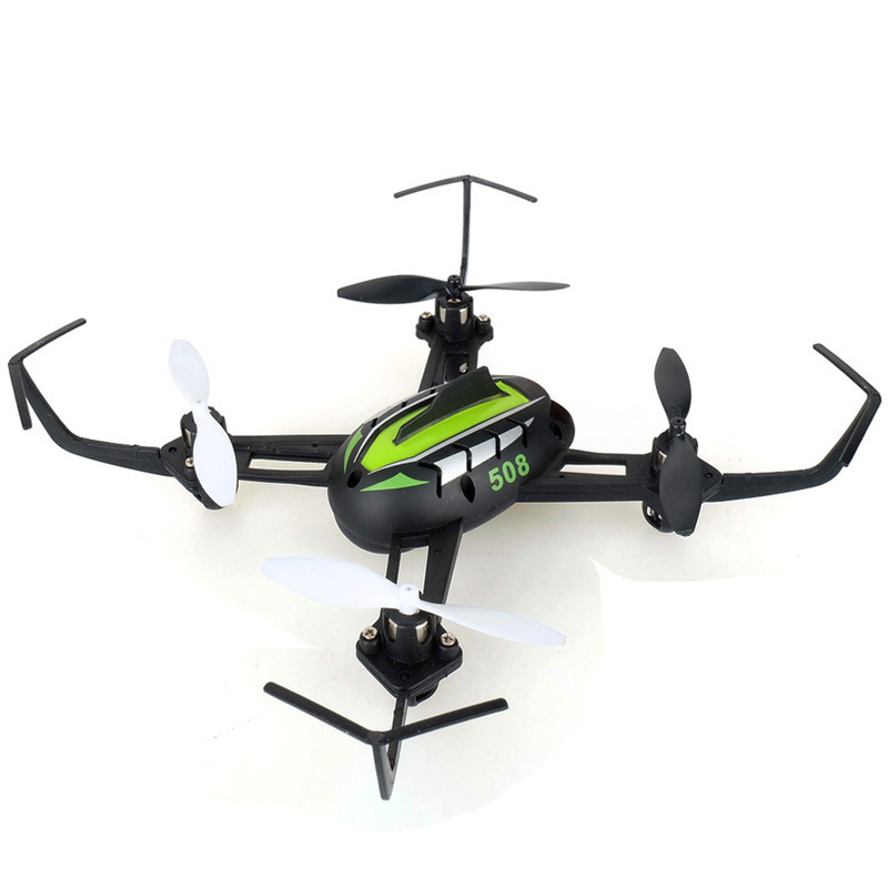 Foreign Trade 2.4 Jxd Da JXD Remote Control Aircraft 508V Inverted Elves Quadcopter Unmanned Aerial Vehicle Model Airplane