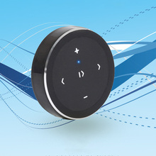 ABS беспроводной Bluetooth Универсальное крепление на руль кнопка дистанционного управления многофункциональный музыкальный плеер аксессуары портативный