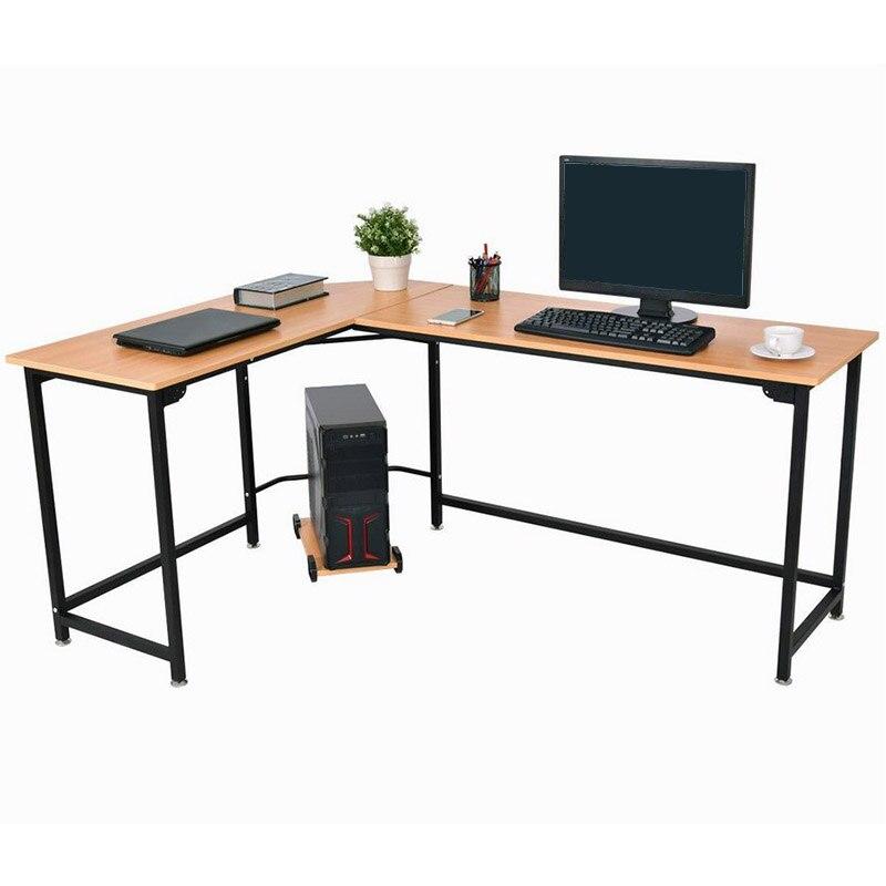 L Shaped Computer Desk Corner Work