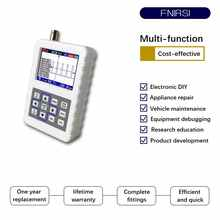 FNIRSI-2031H 2.4-inch Screen Digital Oscilloscope 200MS/s Sampling Rate 30MHz Analog Bandwidth Support Waveform Storage