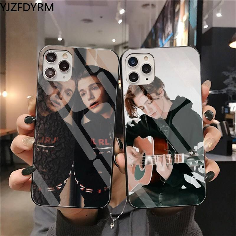 Payton Moormeier Phone Case Tempered Glass For iPhone 11 Pro XR XS MAX 8 X 7 6S 6 Plus SE 2020 case