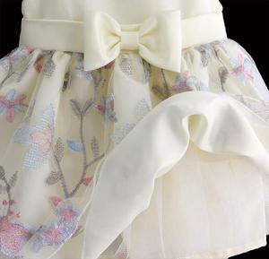 Image 5 - Hetiso robe brodée pour bébés filles