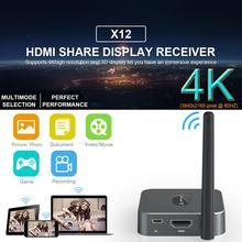 HD tv 5G беспроводной экран с высокоскоростным стабильным сигналом ПВХ HDMI черный экран для ТВ s мониторов проекторы