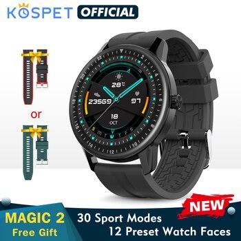 New KOSPET MAGIC 2 Smart Watch Men Waterproof Sport Band Fitness Tracker Bracelet Bluetooth Smartwatch Women For kid Android IOS
