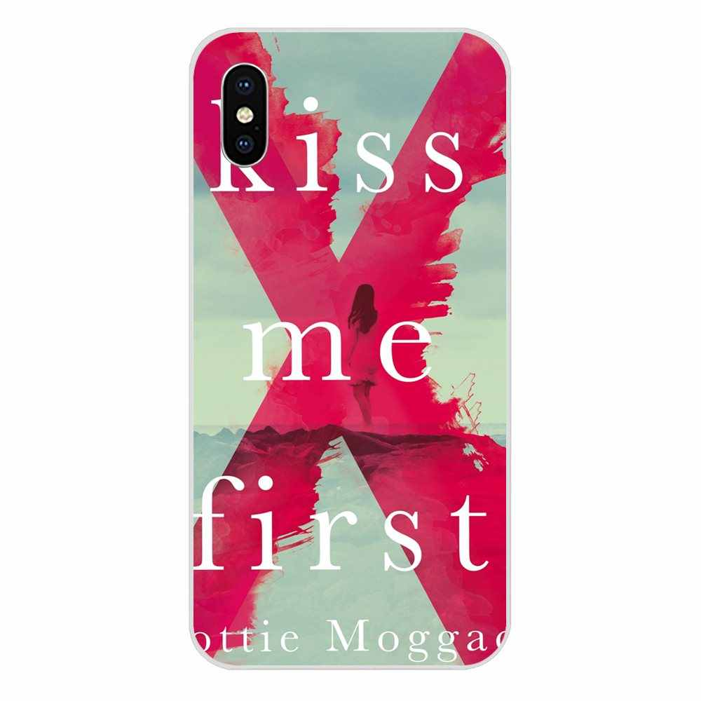 Movie Tv Show Kiss Me First Poster For Galaxy Grand A3 A5 A7 A8 A9 A9S On5 On7 Plus Pro Star 2015 2016 2017 2018 TPU Printing