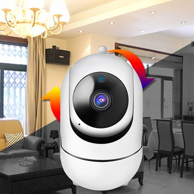 Home Security IP Camera Intelligent High-Definition Wireless Camera Home Indoor Wifi Remote Surveillance Camera Home Monitor 2