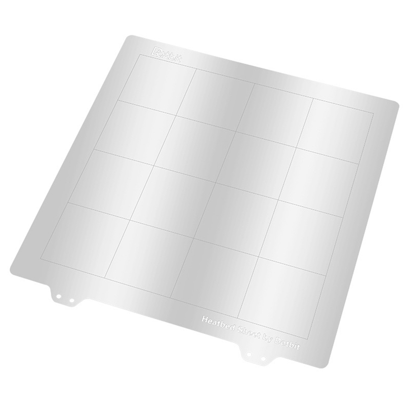 3D printer accessories 235x235mm hot bed steel plate platform sticker combination For For Creality Ender 3 CR 20 Geeetech A1 in 3D Printer Parts Accessories from Computer Office