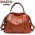 4000180561426 - Bolso de cuero genuino bolso de mujer bolsos de mano marcas famosas bolsos de hombro Metis Monogram bolso de mujer Bolsa femenina