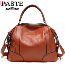 Genuine Leather Bag Female Bags Handbags Women Famous