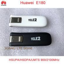 Desbloqueado Huawei E180 3G Modem USB dongle