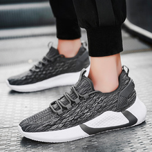 TANTU Men Fashion Sports Sneakers Light Shock Absorpion Outdoor Running Shoes Anti-slippery Free Run Walking Shoes Men Sneakers li ning men running shoes ez run anti slippery sports shoes light lining breathable sneakers arbm053 xyp586