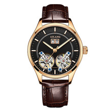 цена Men's watches AILANG men's watches men's watches top brand luxury automatic mechanical sports watch for men Tourbillon Watch men онлайн в 2017 году