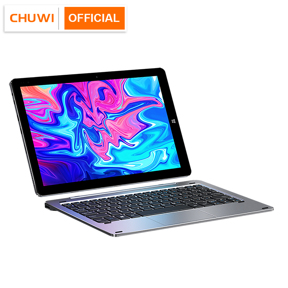 "CHUWI Hi10 X NEW Version 10.1"" 1920*1200 IPS Screen Intel Celeron N4100 Quad Core 6GB 128GB Windows Tablets PC 2.4G/5G Wifi"