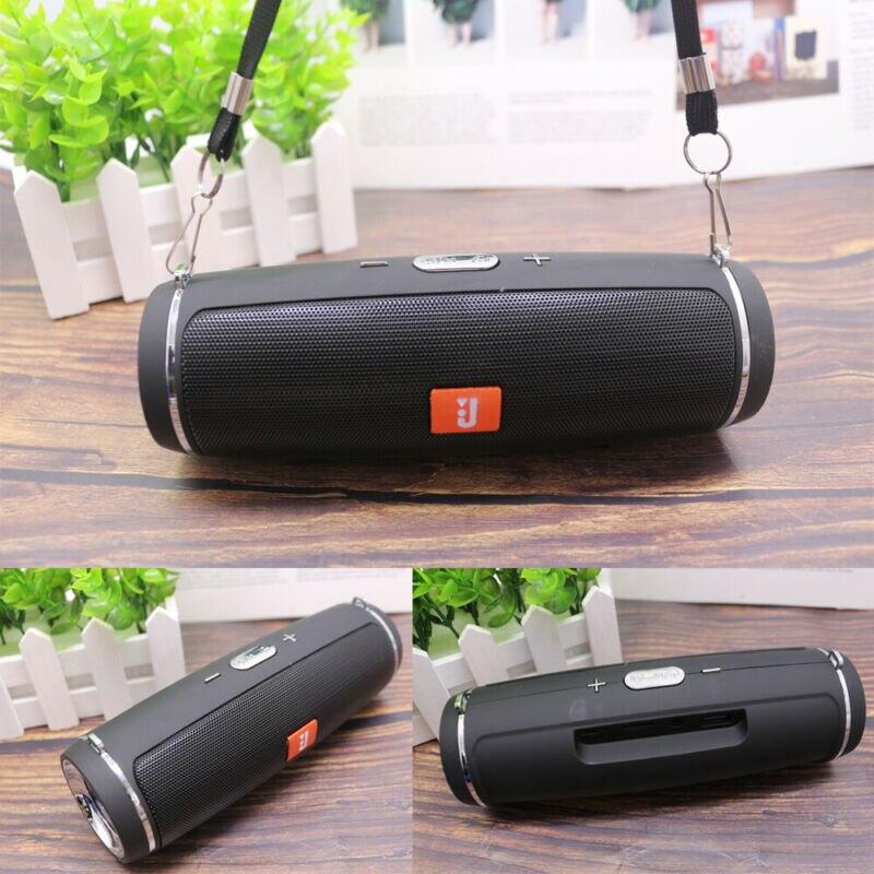 Беспроводной Bluetooth динамик Громкоговоритель Мини водонепроницаемый открытый стерео бас USB/TF/AUX FM аудио Музыка объемный бас коробка