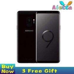 Samsung Galaxy S9 Plus G965U Original Unlocked LTE Mobile Phone Octa Core 6.2
