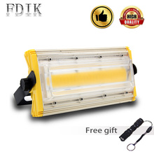 цены LED Flood Light 50W 100W 150W Floodlight Waterproof IP65 AC220V Outdoor Spotlight Garden Lamp Lighting Super Bright
