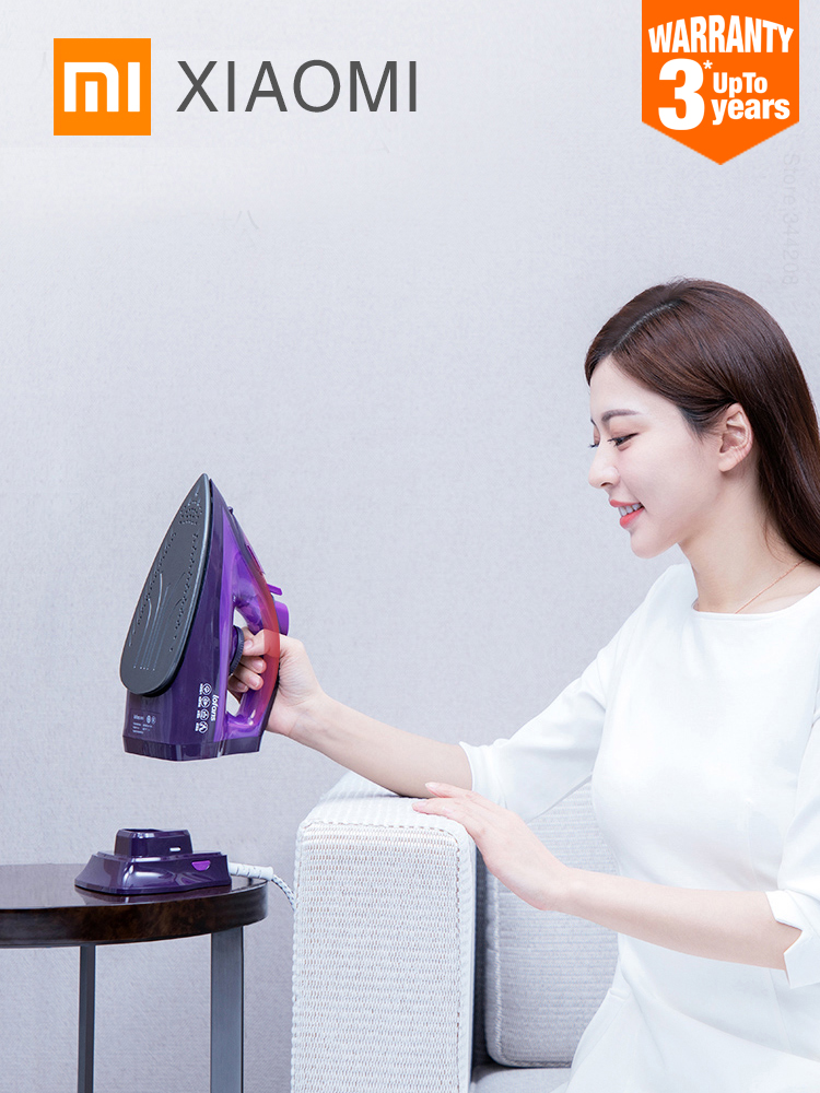 Steam-Iron Electric Cordless Lofans Xiaomi Mijia YD-012V for Garment Road Ironing Multifunction
