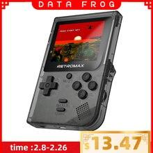 8 битная портативная игровая мини консоль data frog retromax