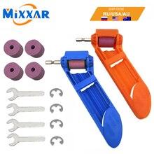Дропшиппинг портативное сверло точилка Корунд шлифовальный круг 2-12,5 мм для шлифовальных инструментов для сверла точилка электроинструмент