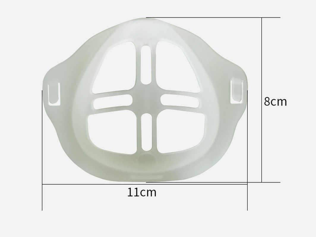 Face Inner Support Frame Frame Support Frame en Silicone Cool Taille id/éale Generic 20PC Visage/_Masque Support Frames en Silicone 3D pour Une Utilisation Confortable et Un Espace de Respiration