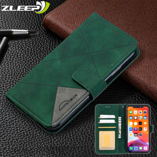 Luxury Flip Leather Wallet Case For iPhone 12 11 Mini Pro X XS Max XR 7 8 6 6s Plus SE 2020 Magnet Cards Holder Book Phone Cover