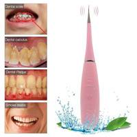 Electric Sonic Dental Scaler Tooth Calculus Remover Portable Tooth Stains Tartar Tool Dentist Teeth Whitening Oral Hygiene