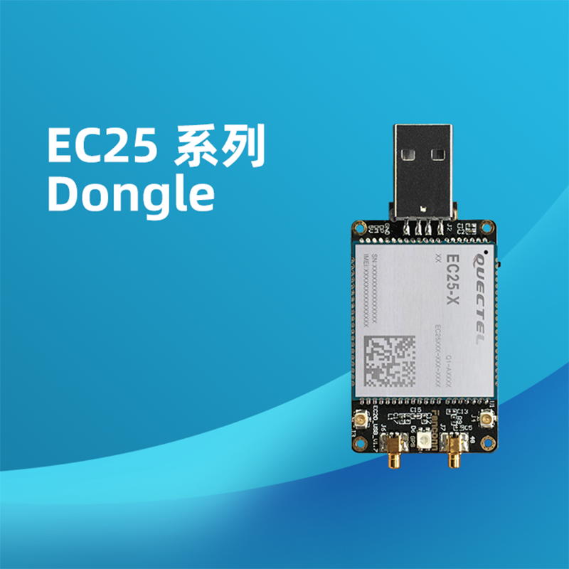 EC25 CAT4 Module 4G USB Dongle With Sim Card Slot EC25-J EC25-AF EC25-AU EC25-EU EG25-G