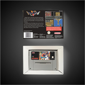 Image 2 - 드래곤 퀘스트 V 5   EUR 버전 RPG 게임 카드 배터리 저장 상자