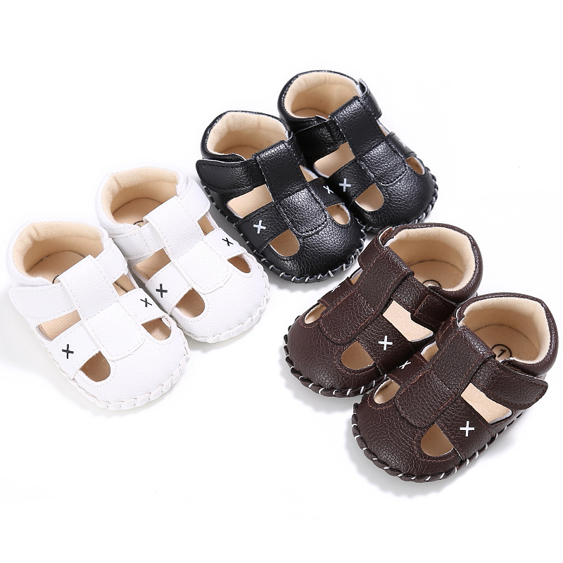 Newborn Shoes Toddler Infant Baby Sandals  Soft Bottom  First Walker C157 3colors  TX02
