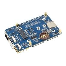 H7JA for Raspberry Pi CM4 Mini Base Expansion Board Computing Module Core Board Onboard 40PIN GPIO Interface Gigabit Ethernet